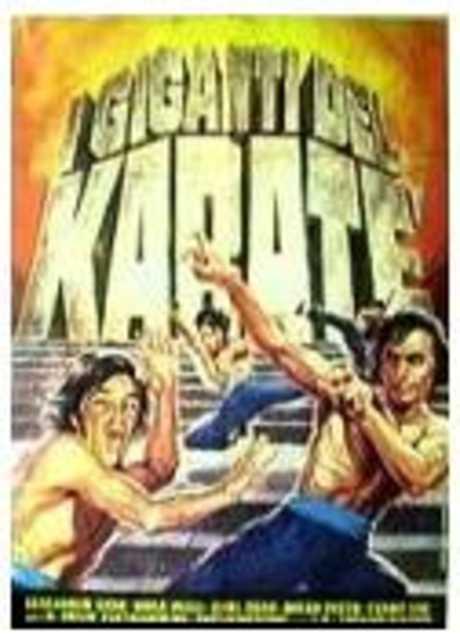 I giganti del Karate