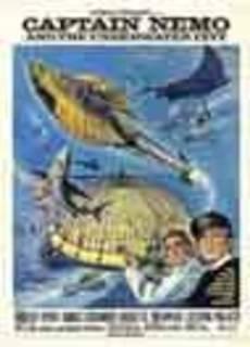Il capitano Nemo e la città sommersa
