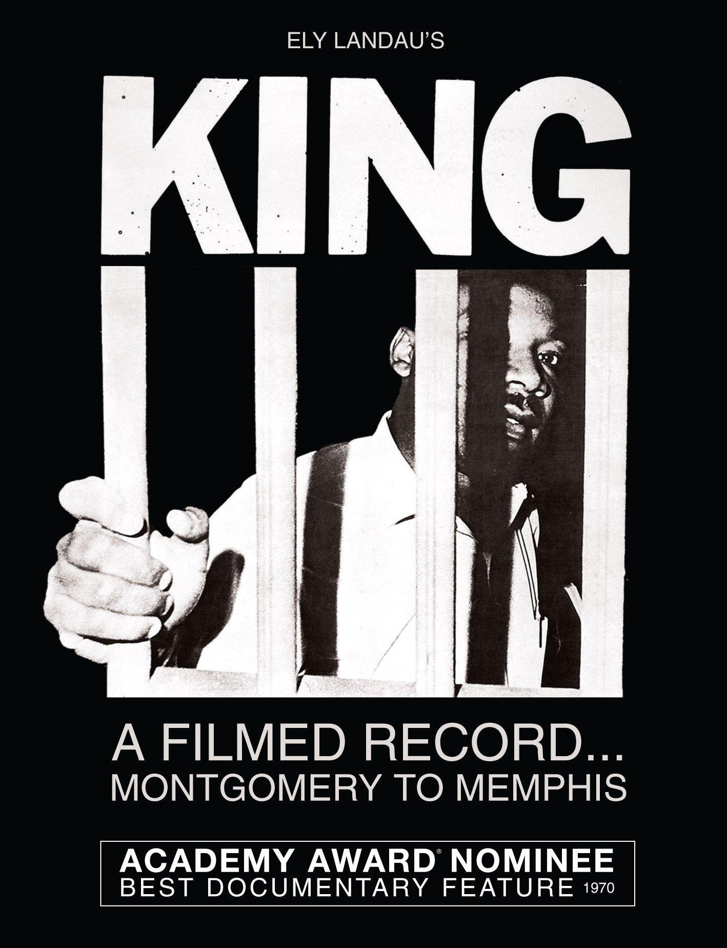 King: una testimonianza filmata... da Montgomery a Memphis