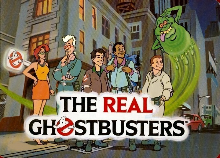 The Real Ghostbusters - I veri acchiappafantasmi