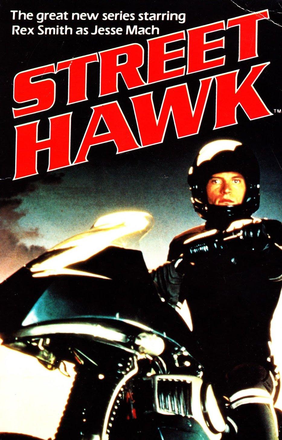 Street Hawk - Il falco della strada