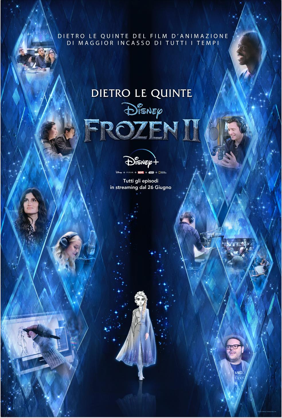 Frozen II: Dietro le Quinte