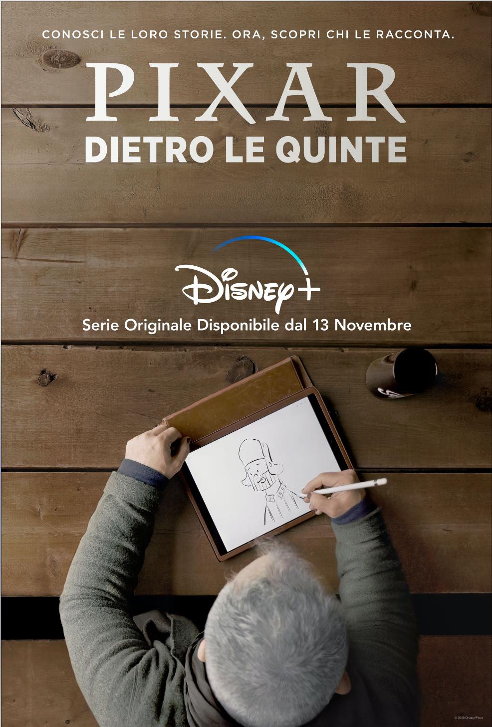 Pixar - Dietro le quinte