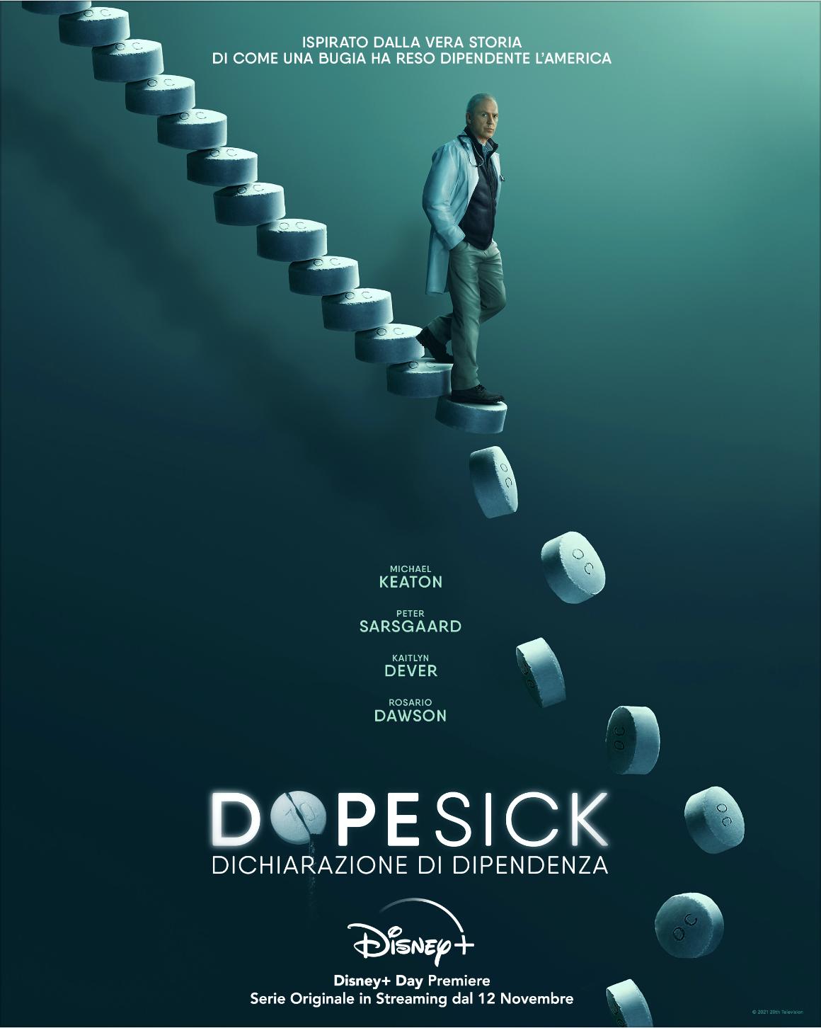 Dopesick - Dichiarazione di Dipendenza