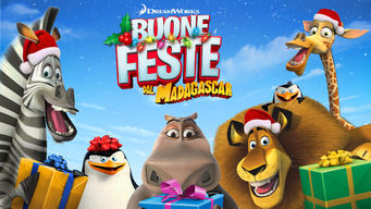 DreamWorks Buone Feste dal Madagascar