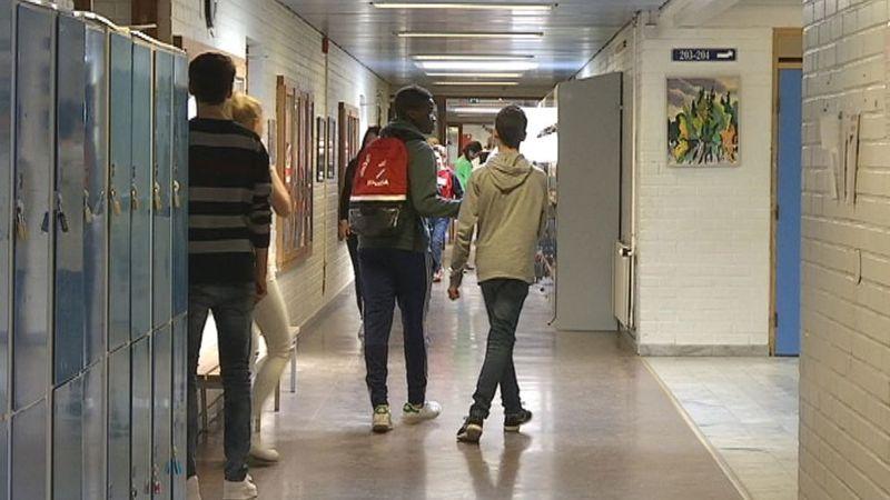 Skola i Borlänge stängde efter hot - en gripen