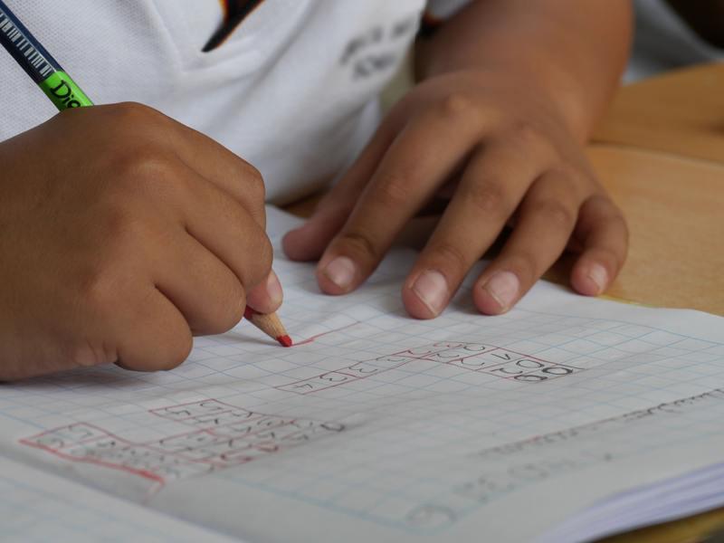 Skola på distans för föräldrar och skolpersonal