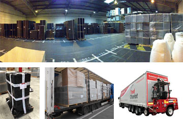 Notre logistique