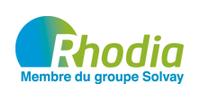RHODIA menbre du groupe Solvay