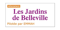 Résidence Les Jardins de Belleville