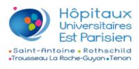 HÔPITAUX UNIVERSITAIRES EST PARISIEN