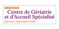 CGAS - Centre de gériatrie et d'Accueil Spécialisé