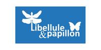 LIBELLULE ET PAPILLON