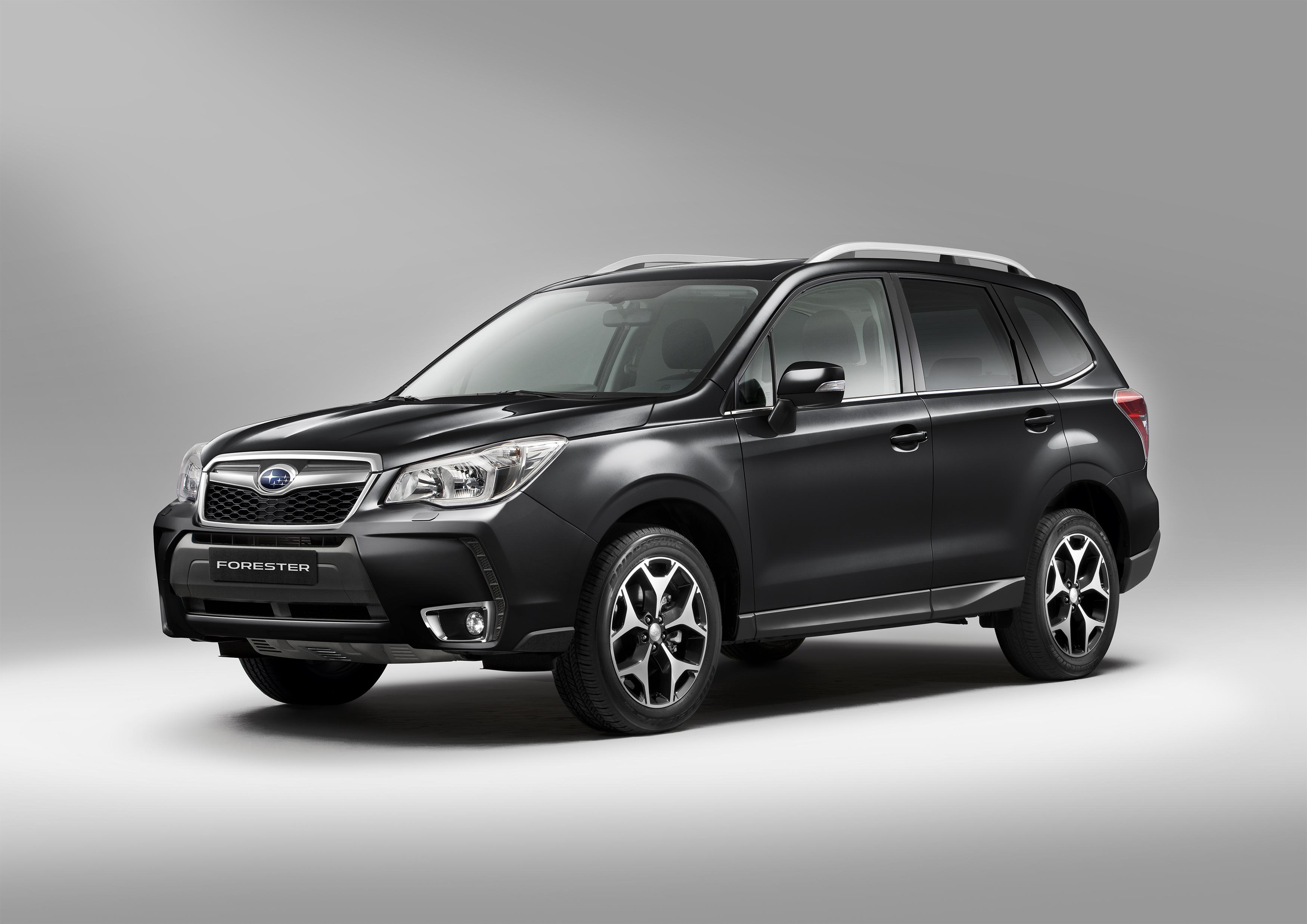 Nye Subaru Forester - SUV fremfor stasjonsvogn