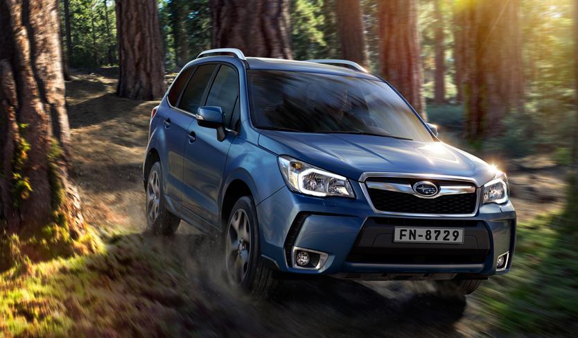 Den nye Subaru Forester