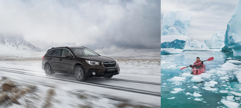 NORGESBILEN</br>Subaru Outback Sport Edition 4x4