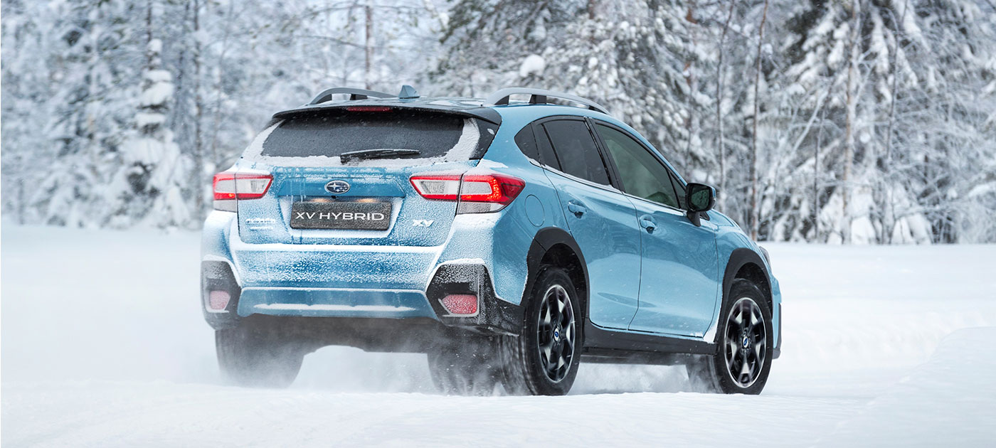NYHET!</br>Subaru XV HYBRID</br>4x4 2020 modell