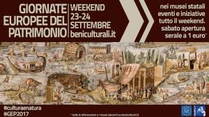 giornate patrimonio europeo 2017