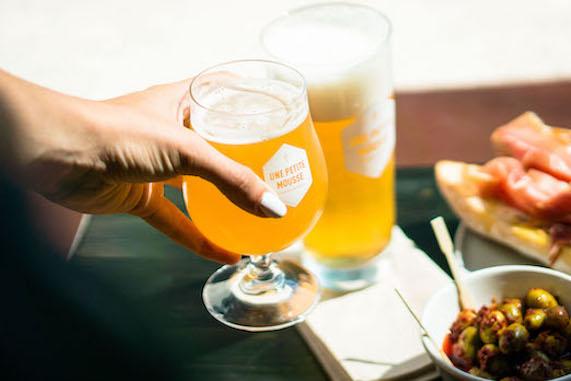 bar à bières artisanales