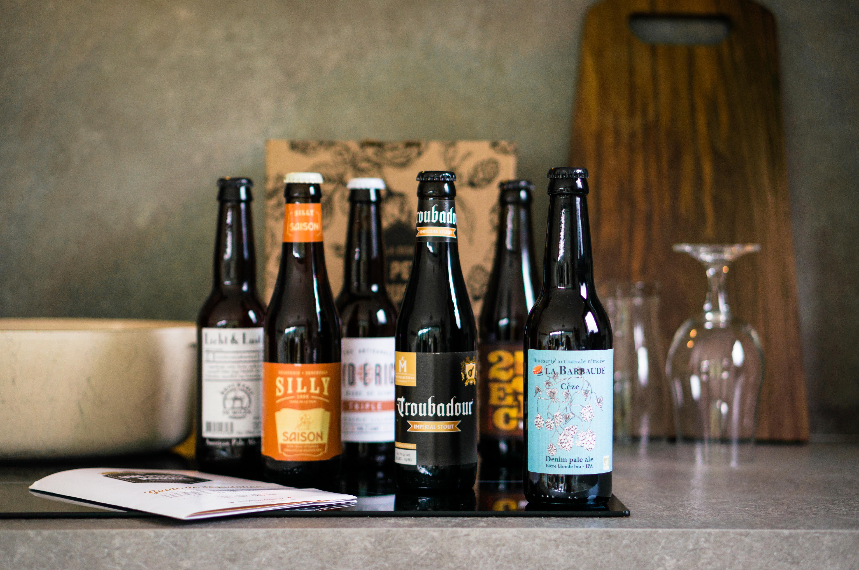 box de 6 bières artisanales
