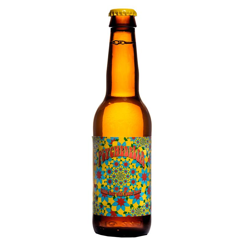 Bière Psychedelia - Brasserie Craig Allan