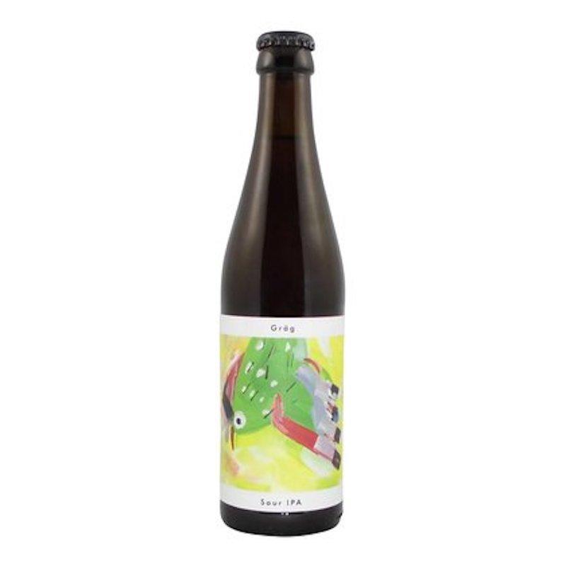 Bière Gräg - Brasserie Flügge