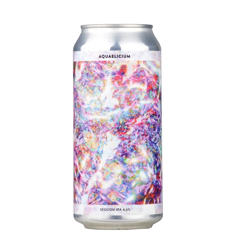 Bière Aquaelicium - Brasserie Gamma