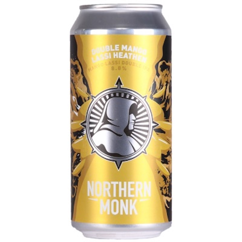 Bière Double Mango Lassi Heathen - Brasserie Northern Monk