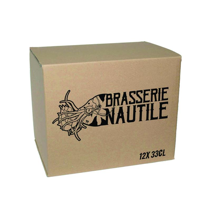Nautile - Kit de survie IPA x12 - Brasserie Nautile