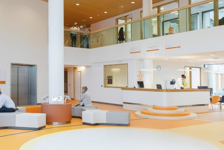 Gispen Healthcare Project Princess M Xima Center For Pediatric Oncology In Utrecht 00A0049 1