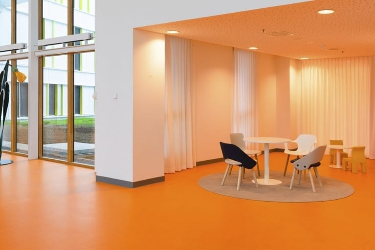 Gispen Healthcare Project Princess M Xima Center For Pediatric Oncology In Utrecht 00A0061 1