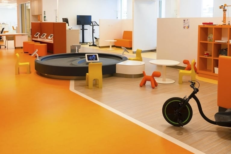 Gispen Healthcare Project Princess M Xima Center For Pediatric Oncology In Utrecht 00A0075 1