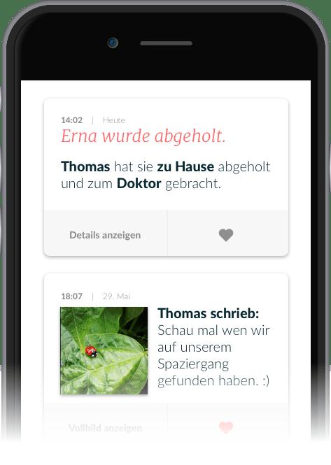 veyo pflege mobile app