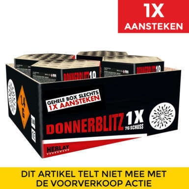 Donnerblitz Compound