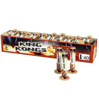 King Kongs NIEUW