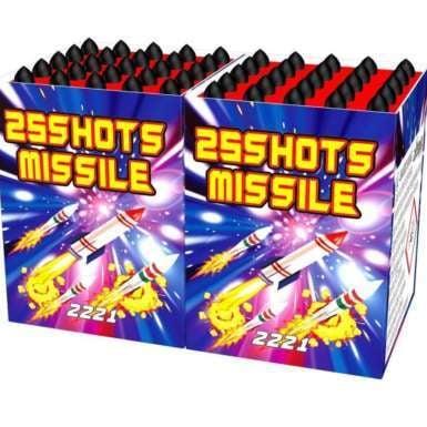 Missile 25 NIEUW