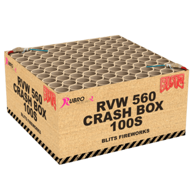 Crash box 100shot