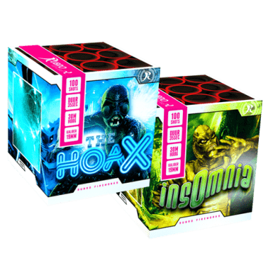 The Hoax & Insomnia 1+1 GRATIS