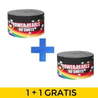Power Pearls ACTIE 1+1 gratis