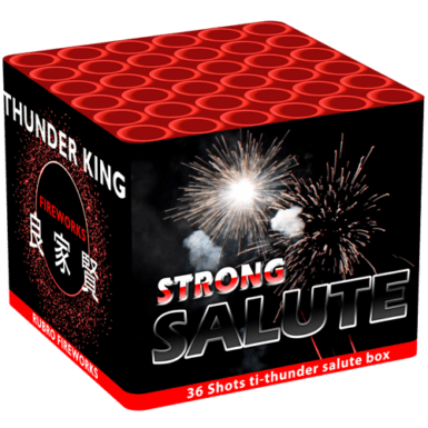 Strong Salute NIEUW