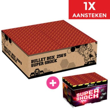 Bullet Box + Super Shock NIEUW