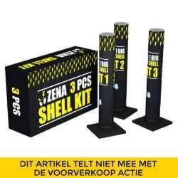 Zena Shell kit NIEUW