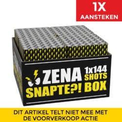 Zena Snapte!? Box NIEUW
