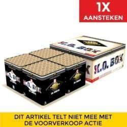 K.O. Box NIEUW