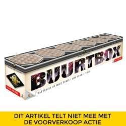 Buurtbox NIEUW