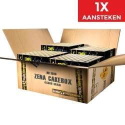 Zena Cake Box