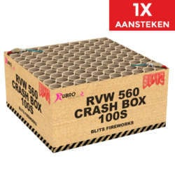 Crash box 100 shot