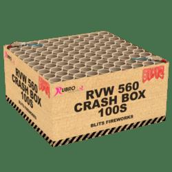 Crash box 100shot