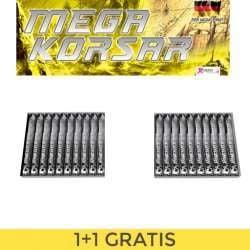 Mega Korsar 1+1 GRATIS