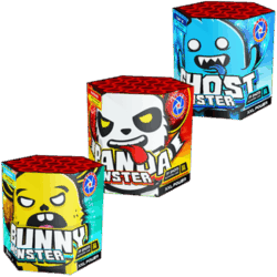 Heavy Legend Monster Cakes NIEUW